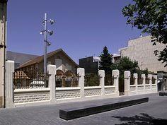 Museu d'Art de Cerdanyola Vista exterior