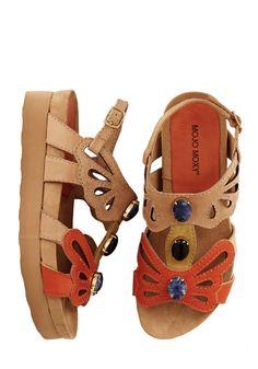 It Would Be My Treasure Sandal, @ModCloth