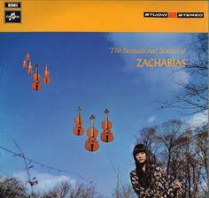 In-Flight Entertainment: Zacharias - The Sensational Sound Of (Studio 2 Ste...