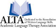 ALTA - Academic Language Therapy Association