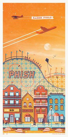 DKNG — Phish http://tinymediaempire.com/ this guys illustrations = intense