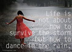 Survive The Rain Quotes. QuotesGram