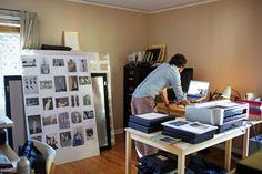 Freunde von Freunden — Ai and Cedric Bihr — Fashion Designer and Photographer, Home, Laurel Canyon, Los Angeles — http://www.freundevonfreunden.com/interviews/ai-and-cedric-bihr/