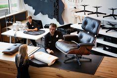 ИКОНЫ ДИЗАЙНА // Eames Lounge Chair | Sweet home