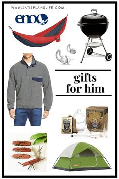 Holiday Gift Guide: Gifts for Him - Katie Plans Life Perfect Gift For Him, Great Gifts For Men, Gifts For Father, Love Gifts, Holiday Gift Guide, Holiday Gifts, Best Holiday Movies, Gifts For Beer Lovers, Personalised Gifts For Him