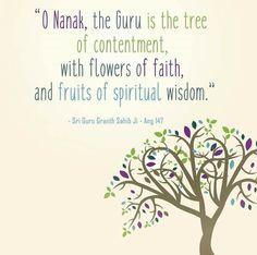 Sri Guru Granth Sahib, School Bulletin Boards, Spiritual Wisdom, Spirituality, Faith, God, Flowers, Dios, Florals