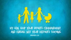 Thankful for Christian parents who opened the doorway to Christ for me. Verse of the Day from Logos.com