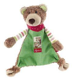 "Tolles neues Schnuffeltuch ""sigikid 40788 Schnuffeltuch Wild and Berry Bear"" jetzt anschauen: http://www.schnuffeltuch.net/sigikid-40788-schnuffeltuch-wild-and-berry-bear/"