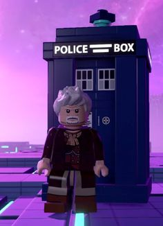 John Hurt - Lego Dimension - Doctor Who