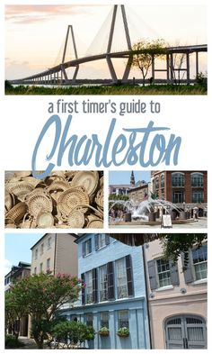 A First-timer's Guide to Charleston, South Carolina: Where to Visit, Eat, Shop, and Sleep | CosmosMariners.com #TravelDestinationsUsaSouth