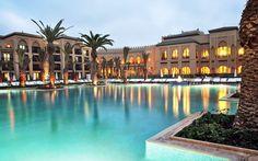 Resort 5* unique au Maroc