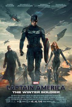 7 / 10 Capitán América: El soldado de invierno (2014) - FilmAffinity