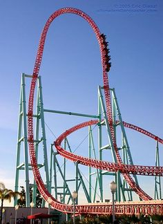 Knott's Berry Farm, California