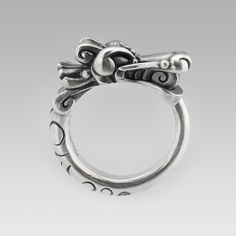 Sentimental Dragon Ring (Size 6)