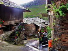 Santo Emiliano, Allande, Asturias