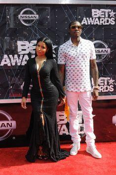 Nicki Minaj & Meek Mill BET Awards