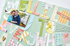 Blog: Don't Miss out on Paige Evans' Latest Class - Make it BIG! - Scrapbooking Kits, Paper & Supplies, Ideas & More at StudioCalico.com!