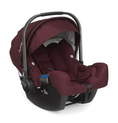 NEW COLOR IN STOCK NOW! The Nuna Pipa infant car seat is one of our best sellers and moms are raving all about it! Imagine having to carry your baby in the lightest infant car seat in its class (7.7 l