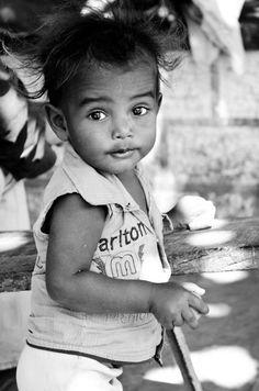 Kids, India 2011 by Luha Martin