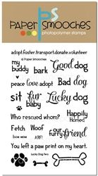 Paper Smooches - Lucky Dog Two