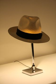 Chapeau by Philippe Starck for Flos - 1st year students at Salone Internazionale del Mobile (Milan, April 2013)