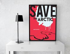 "Check out new work on my @Behance portfolio: ""Save the arctic"" http://be.net/gallery/45205723/Save-the-arctic"