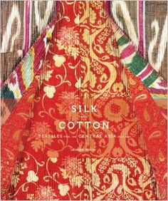 """Read """"Silk and Cotton Textiles from the Central Asia that Was"""" by Susan Meller available from Rakuten Kobo. The traditional textiles of Central Asia are unknown treasures. Straddling the legendary Silk Road, this vast region str. Abrams Books, Indian Textiles, Rite Of Passage, Cotton Textile, Embroidered Hats, Silk Road, Tk Maxx, Central Asia, Textile Design"""