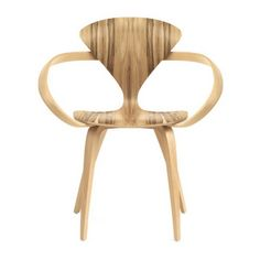 Armchair by Cherner – Norman Cherner http://www.archiscene.net/design/armchair-cherner-norman-cherner/