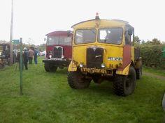 AEC Matador timber tractors
