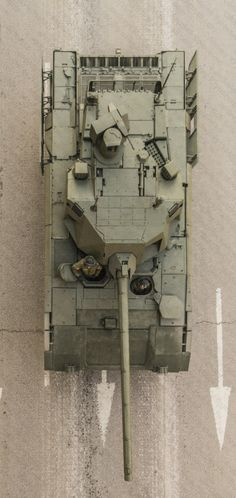 "T-14 ""Armata"" Top view"