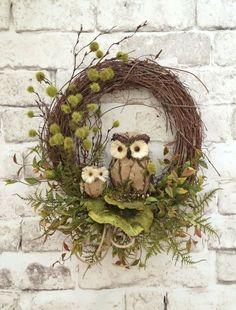 Fall Owl Wreath, Fall Wreath for Door,Fall Decor, Fall Door Wreath, Front Door W… – Diy Fall Decor – Door hanger Owl Wreaths, Holiday Wreaths, Mesh Wreaths, Thanksgiving Wreaths, Yarn Wreaths, Winter Wreaths, Floral Wreaths, Spring Wreaths, Thanksgiving 2020