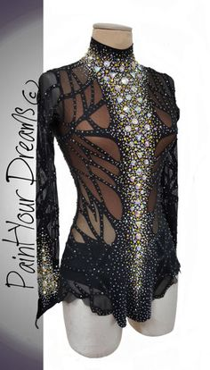 RG custom leotard leotard number 54