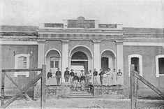 Hospital Militar de Mayaguez,Principio del siglo XX,Puerto Rico.