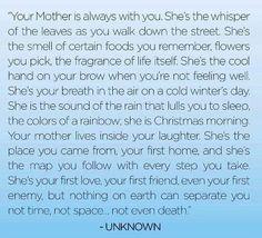 I love my MoM.