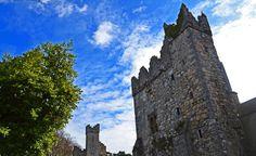 """Howth Castle, in Co. Dublin, Ireland."" (From: 45 Beautiful Photos of Ireland)"