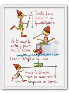 www. Spanish Teacher, Spanish Classroom, Teaching Spanish, Toungue Twisters, Spanish Immersion, Pre Writing, Teacher Hacks, Spanish Language, Nursery Rhymes