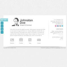 Biopic – vCard WordPress Theme | Premium Wordpress Themes - A responsive vcard WordPress theme