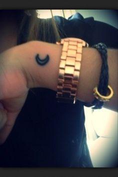 I love simple tattoos