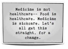 Truth . Pharmaceutical industry is a $$$