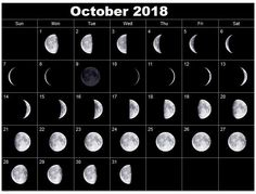 Calendar With Moon Phases For December 2018 12 Month Calendar, Holiday Calendar, Calendar 2018, Full Moon Phases, Moon Phase Calendar, Venus And Mars, Moon Witch, Moon Art, Free Prints