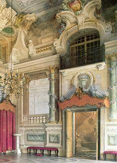 mural-villa-malaspina-giovan-battista-natali Villa Malaspina #Pontremoli #Tuscany #adsi
