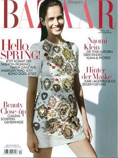 Amanda Wellsh por Nagi Sakai para Harper s Bazaar Alemanha Abril 2015   Capas  Fashion Magazine 3661aa25a1