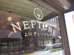 Neptune Oyster, North End.- They have the best hot lobster roll ever! Amazing oyster bar!
