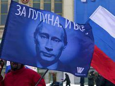 Inside Vladimir Putin's Mind: Looking Back in Anger