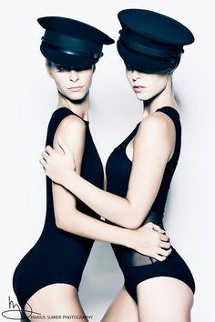Fotograaf:Marius Suiker Modellen:Kelly van den Dungen en Eline van den Dungen Mua/Hair:Wendy van de Kerkhof Styling/Concept:Sylvia Harding