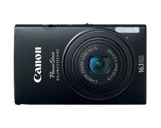 Canon PowerShot ELPH 110 HS 16.1 MP CMOS Digital Camera with 5x Optical Image Stabilized Zoom 24mm Wide-Angle Lens and 1080p Full HD Video Recording (Black) $229.00