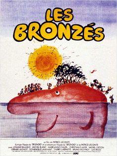 Les Bronzés ; comédie française.  Darladirladada.