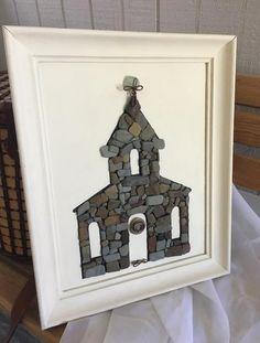 Original Art ~ Stone Chapel