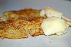 Sunne havre og bananpannekaker - oppskrift