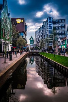 Zaandam, Netherlands by MB Photograph